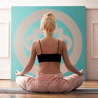 Lotus Pose (Padmasana)